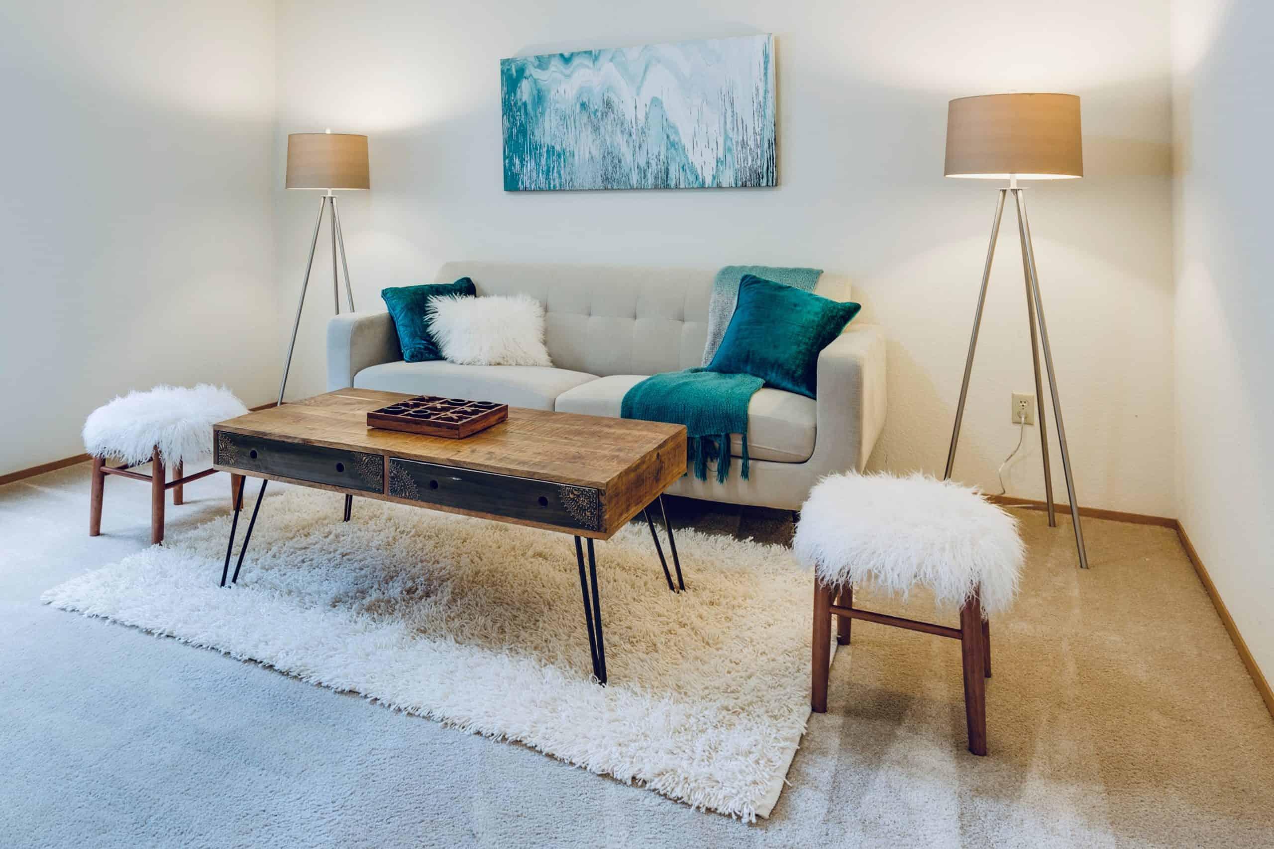 Salon cosy et cocooning : Nos meilleures idées déco  Les objets