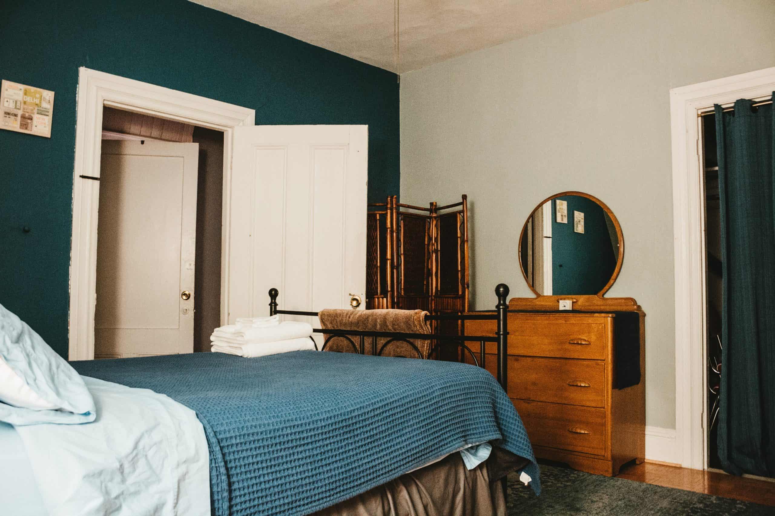 Idee De Deco Pour Chambre nos meilleures idées déco pour une chambre couleur vert d