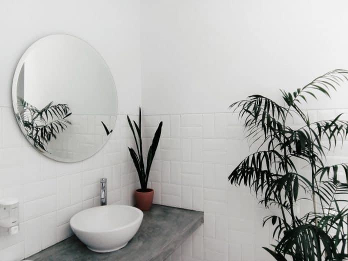 idée déco petite salle de bain