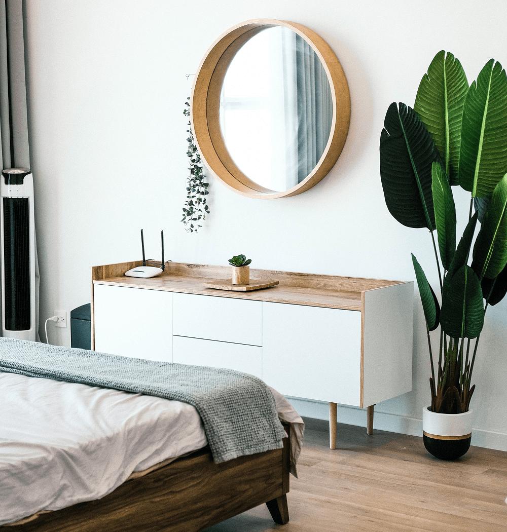 16 idées déco pour une chambre scandinave  Les objets de la maison