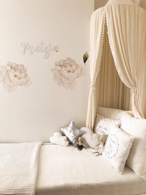 papier peint chambre de fille